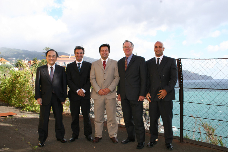 2005 Directors Meeting In Madeira
