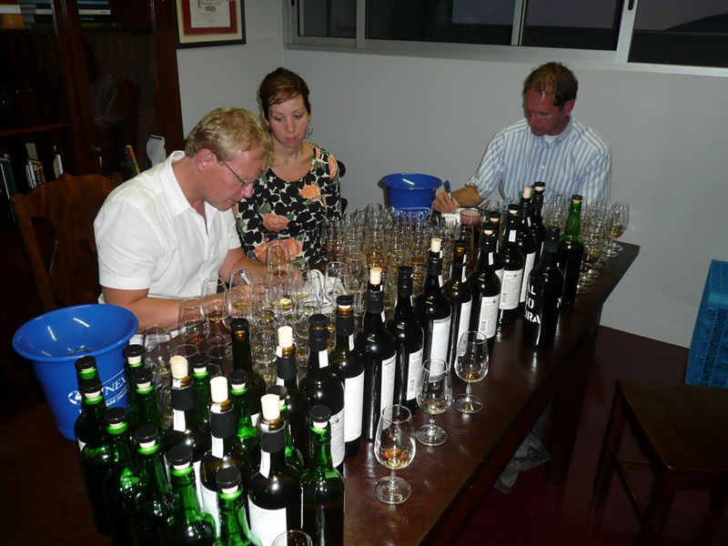 2010 Tasting With Mick Kooistra Winery